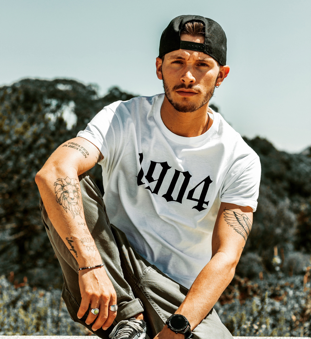 T'Shirt 1904 Deluxe collection