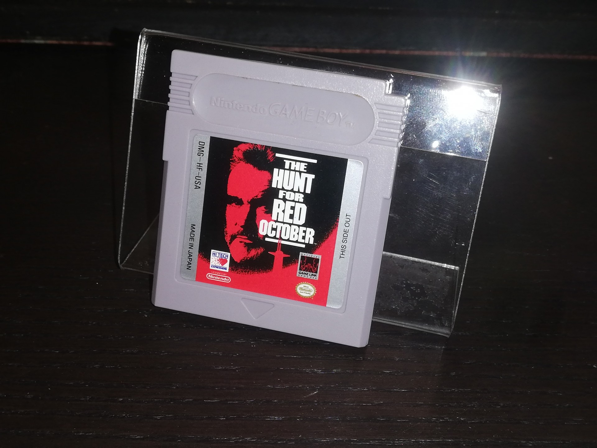The Hunt for Red October [Cartucho] - NGB