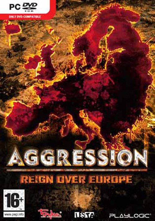 Aggression: Reign Over Europe [Completo] - WIN