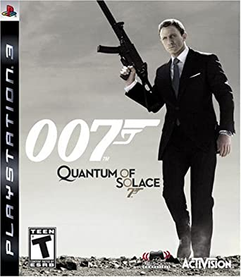 007: Quantum of Solace [Completo] - PS3