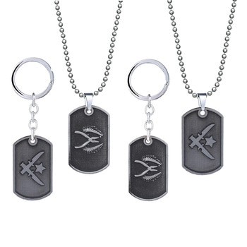 Dog Tag Cs:Go Counter Strike