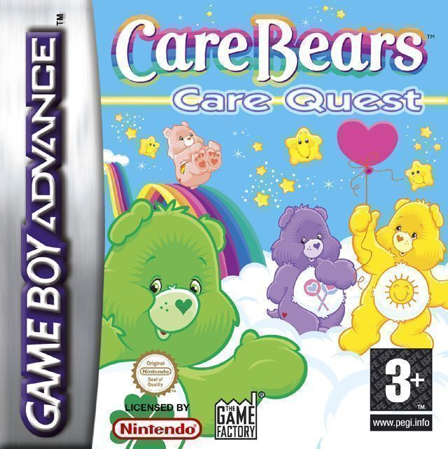 Care Bears: Care Quest [Cartucho] - GBA
