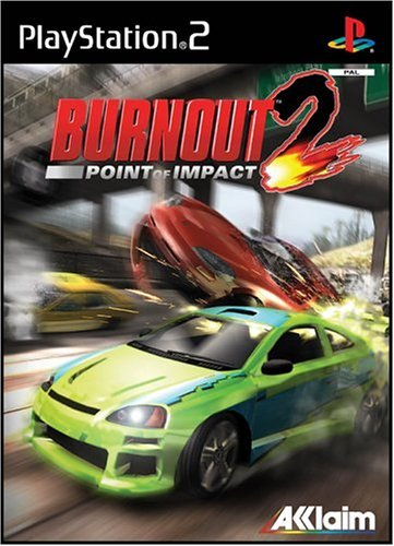 Burnout 2: Point of Impact [Completo] - PS2
