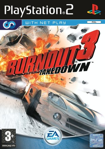 Burnout 3: Takedown [Completo] - PS2