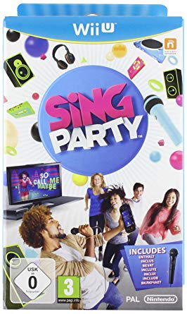 Sing Party + Microfones [Completo] - NWU