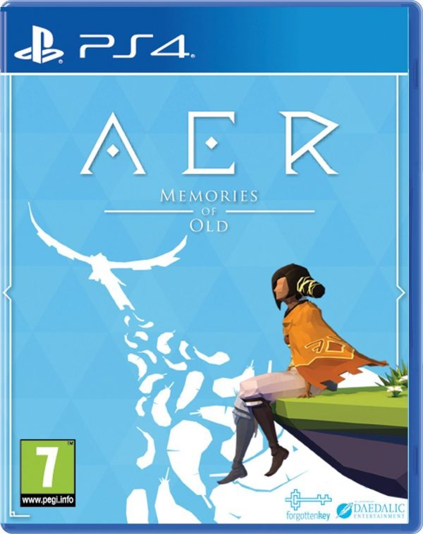 AER: Memories Of Old - PS4