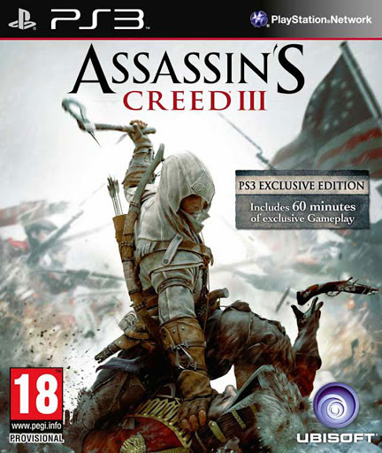Assassin's Creed III [Completo] - PS3