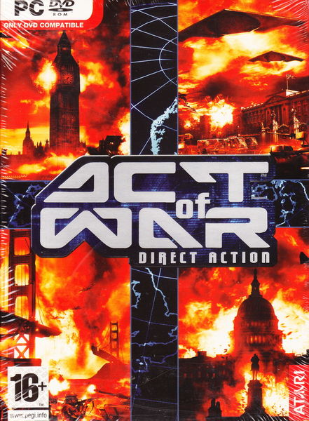 Act Of War: Direct Action [Completo] - WIN