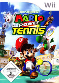 Mario Power Tennis (Selects) [Completo] - WII