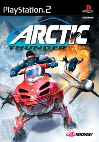 Arctic Thunder [Completo] - PS2
