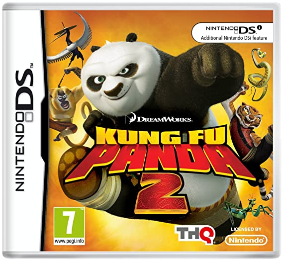 Kung Fu Panda 2 [Completo] - NDS