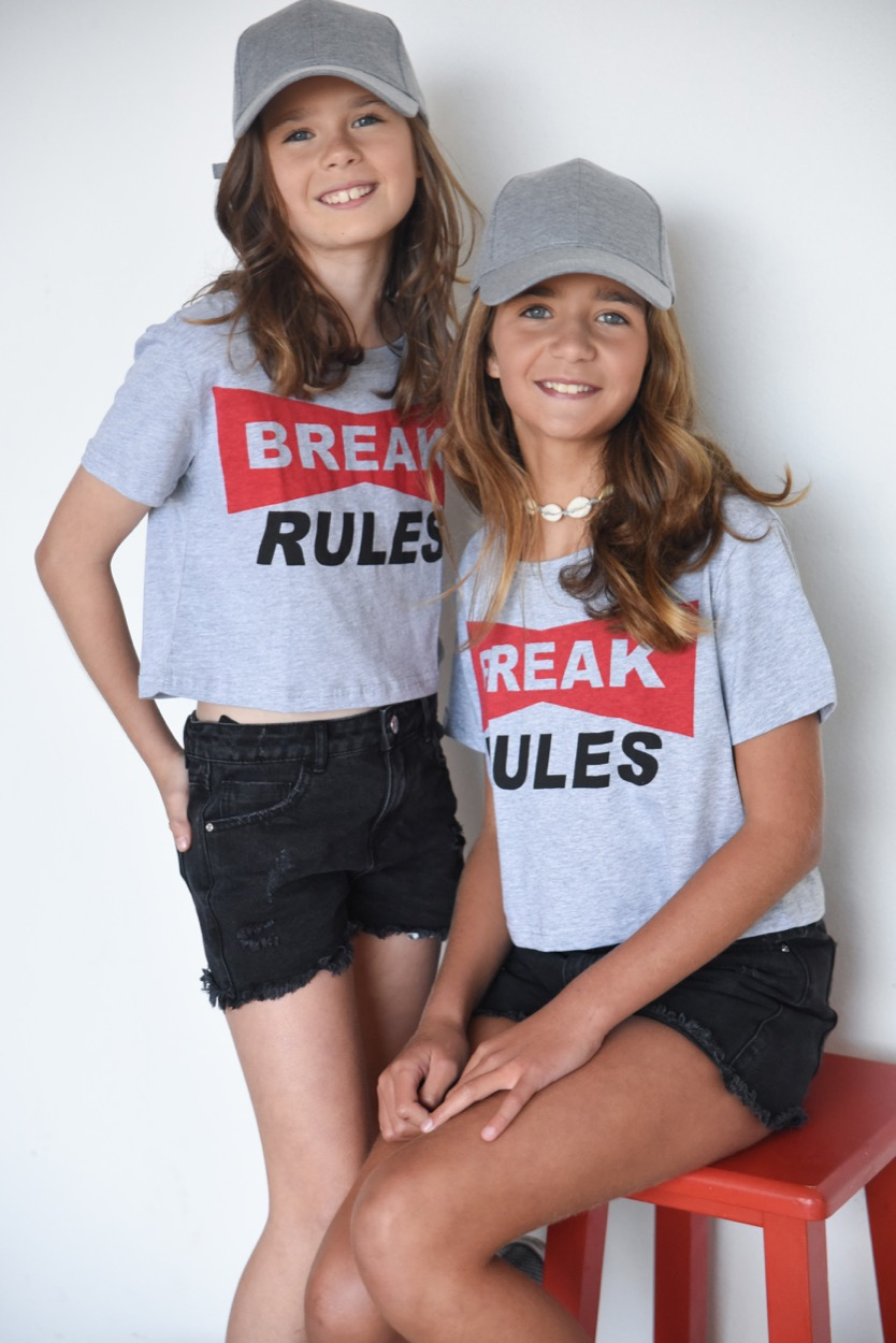 t-shirt break rules
