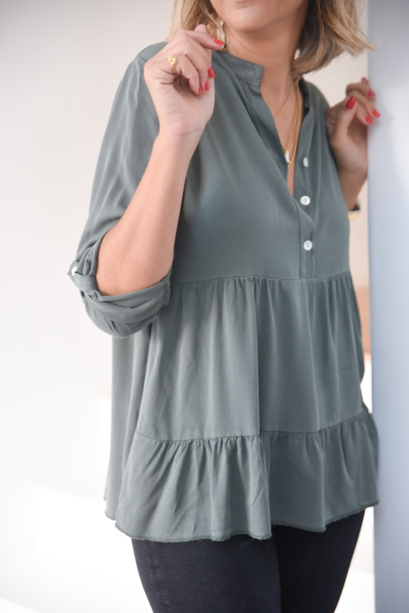 camisa 3 camadas