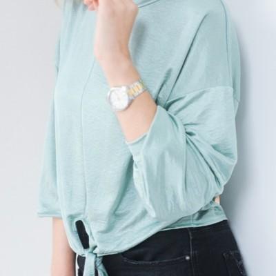 blusa nó verde