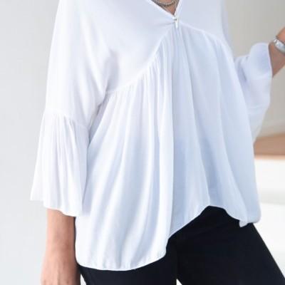 camisa branca dec v