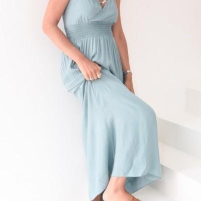 vestido alças elastico peito