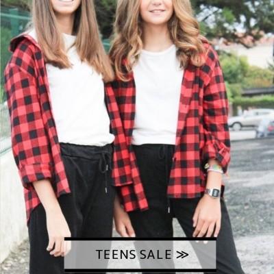 TEENS SALE