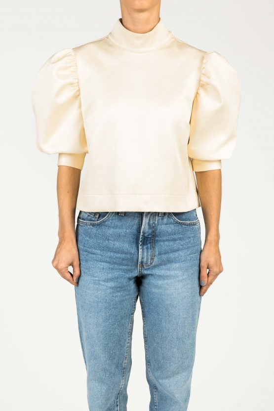 Enigmatic Sweater - MISSES WHITE