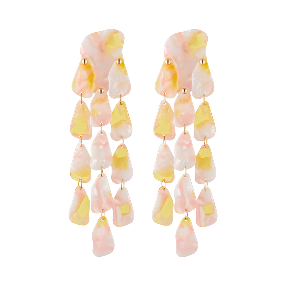 Abelone Earrings - HVISK