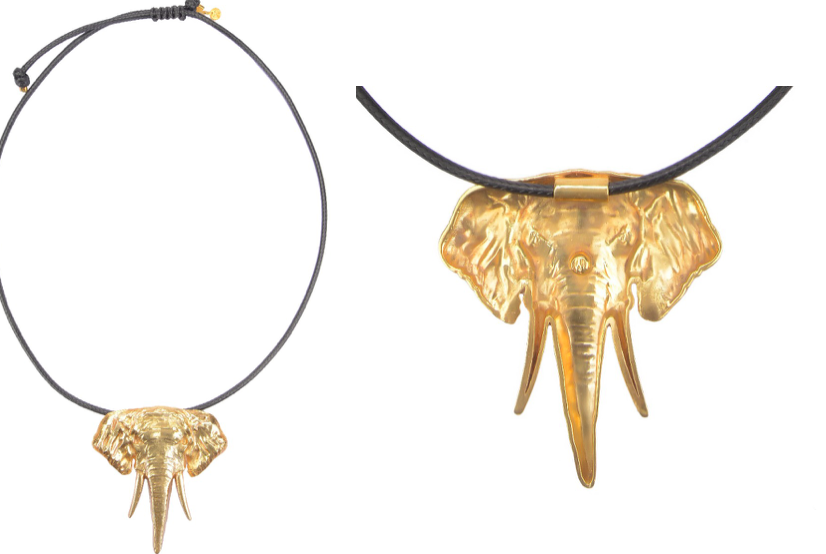 ELEPHANT NECKLACE - NATIA X LAKO