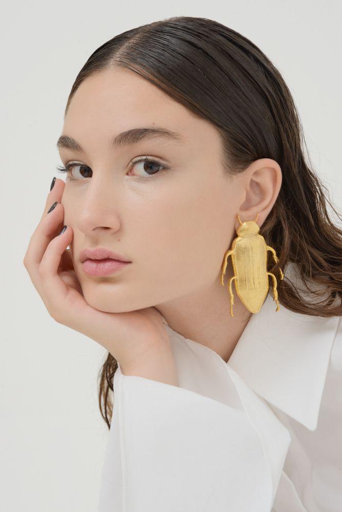 BEATLE EARRINGS - NATIA X LAKO