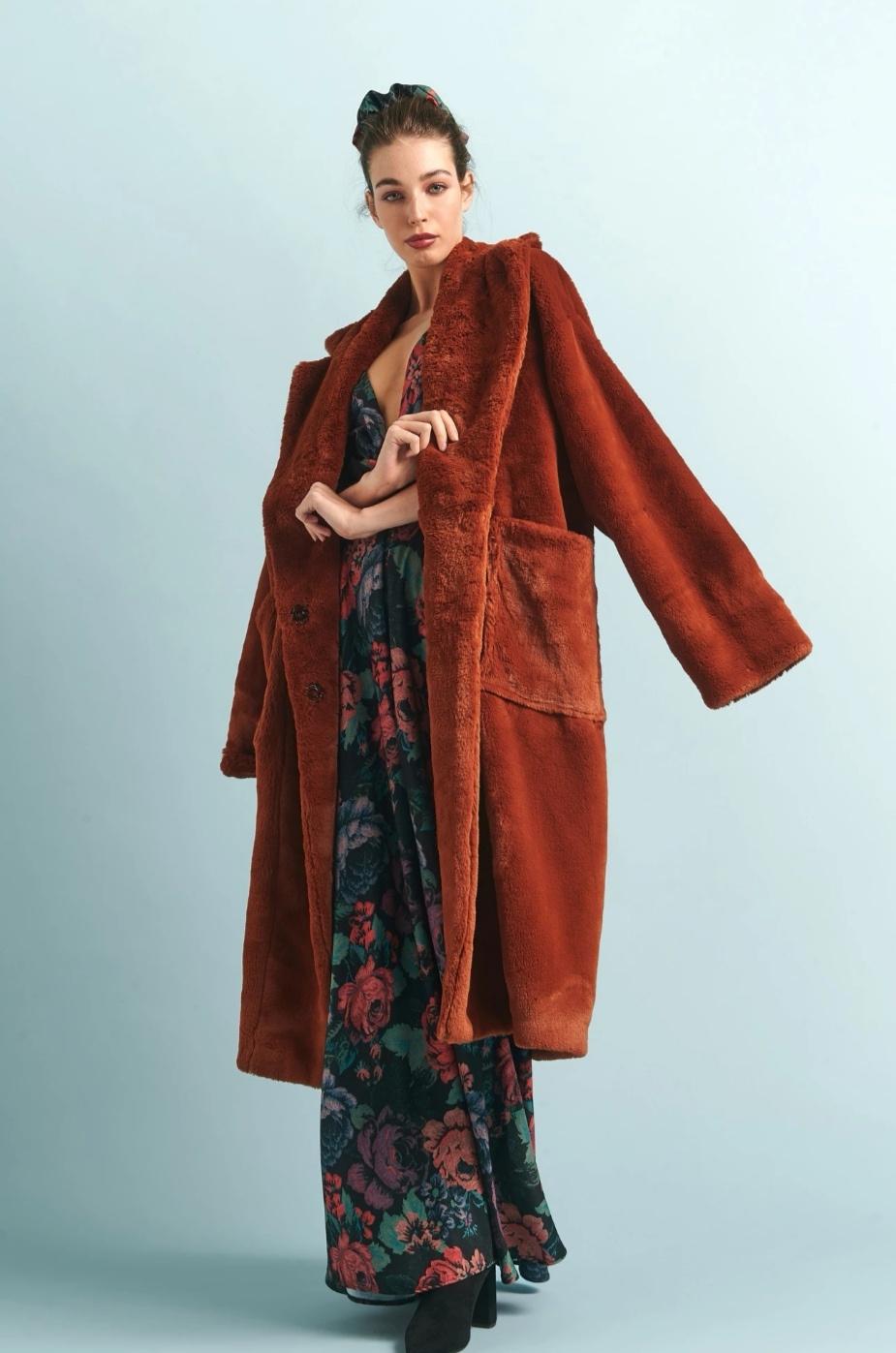 STELA DRESS (VINTAGE) - KARAVAN CLOTHING