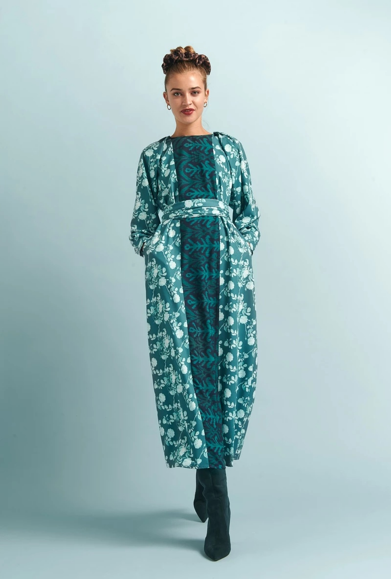 NANNA DRESS - KARAVAN CLOTHING