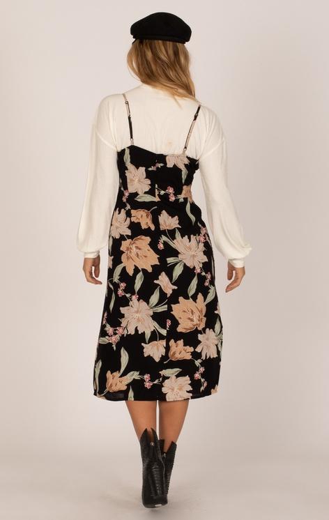 BRAVADO DRESS - AMUSE SOCIETY