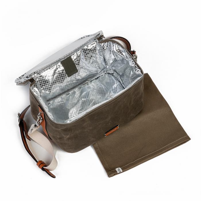 Jump Khaki - Bag Walker