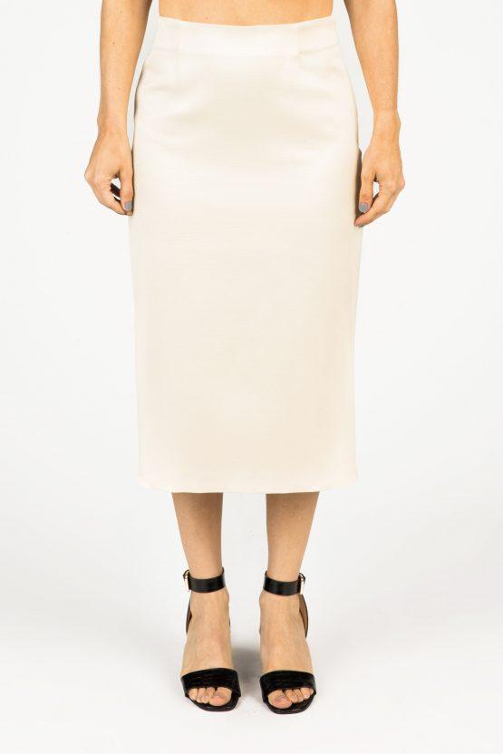 Gioconda Skirt - MISSES WHITE