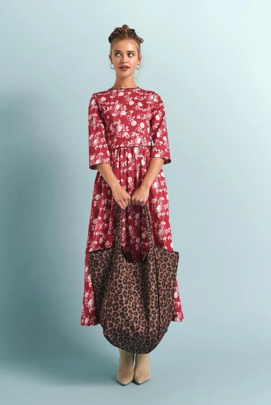 BELLA BAG (LEOPARD) - KARAVAN CLOTHING
