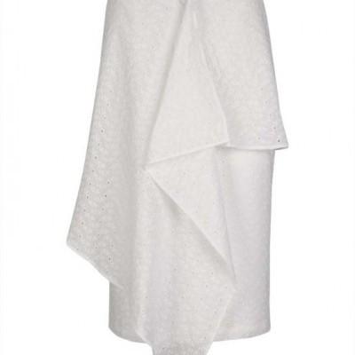 Misses Adaptable Skirt - MISSES WHITE