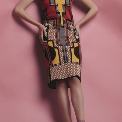 Knitwear Jacquard TUBE DRESS with Straps - SUSANA BETTENCOURT