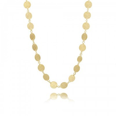 Choker Golden - AIM JEWELLERY
