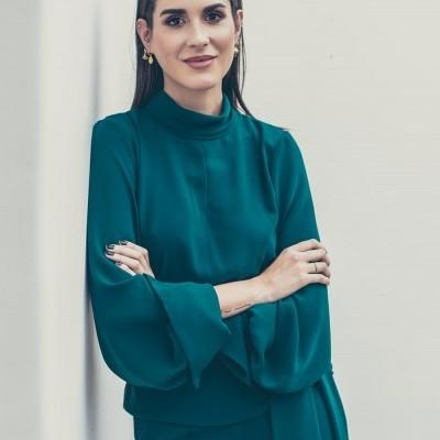 Blusa Verde - KAOÂ