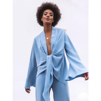 Blusa Azul - KAOÂ