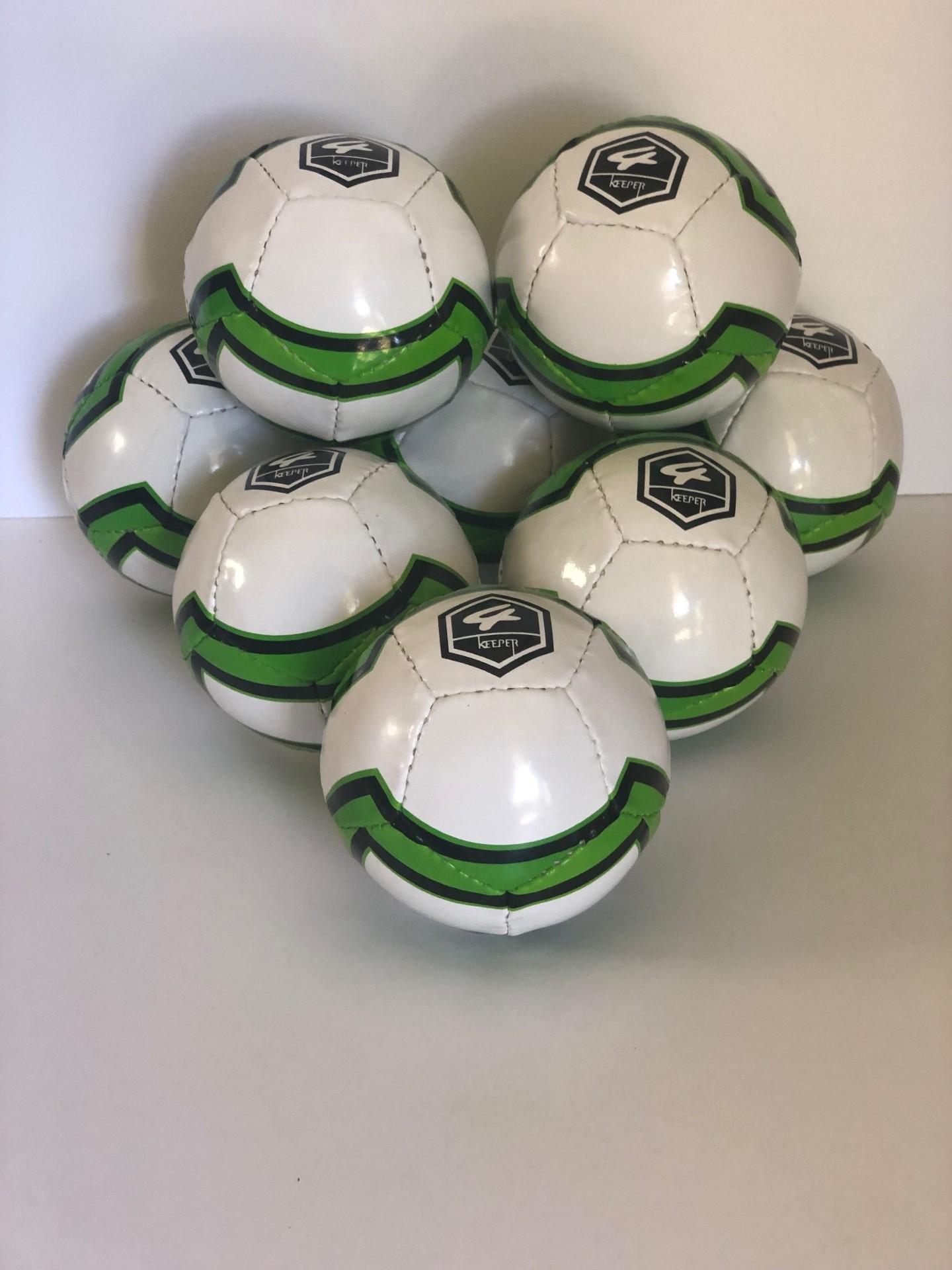 Mini Bolas ( Pack 8 bolas)
