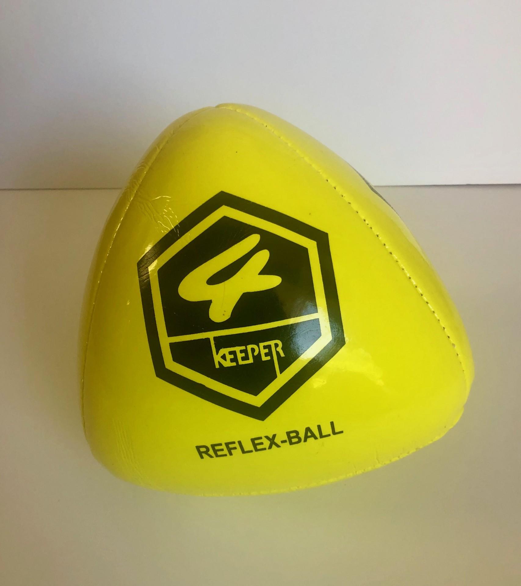 Bola para treino de reflexos