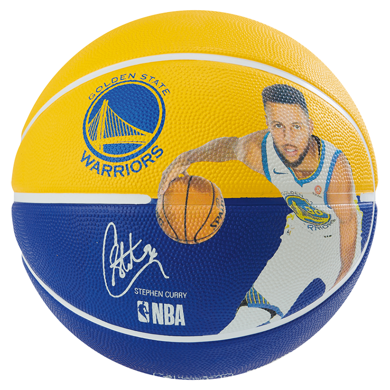 NBA PLAYER BALL STEPHEN CURRY
