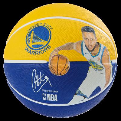 NBA PLAYER BALL STEPHEN CURRY