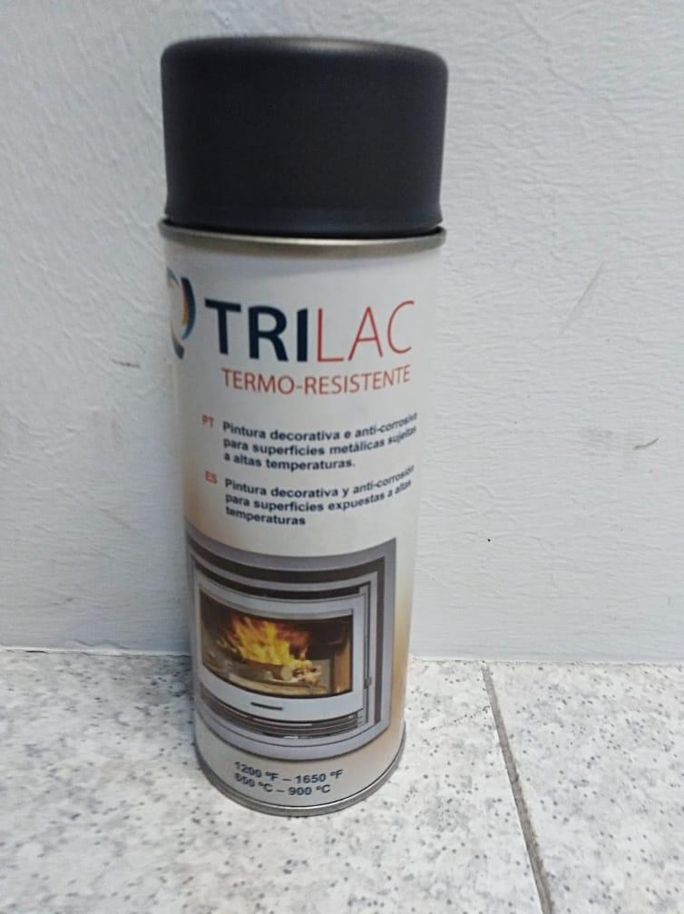 TINTA SPRAY 900º ANTRACITE 400 ML
