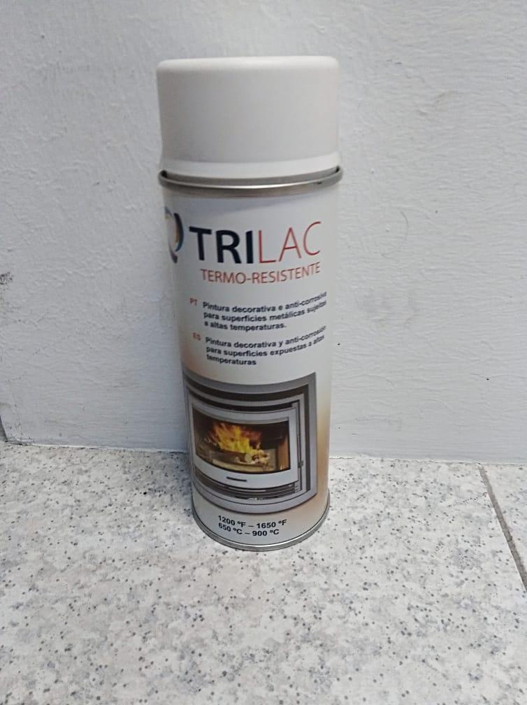 TINTA SPRAY 900º BRANCO MATE 400 ML