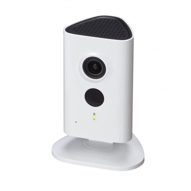 Câmera IP DAHUA Cubo Interior 3 megapixel Visão de Noite Wifi Gravação SD