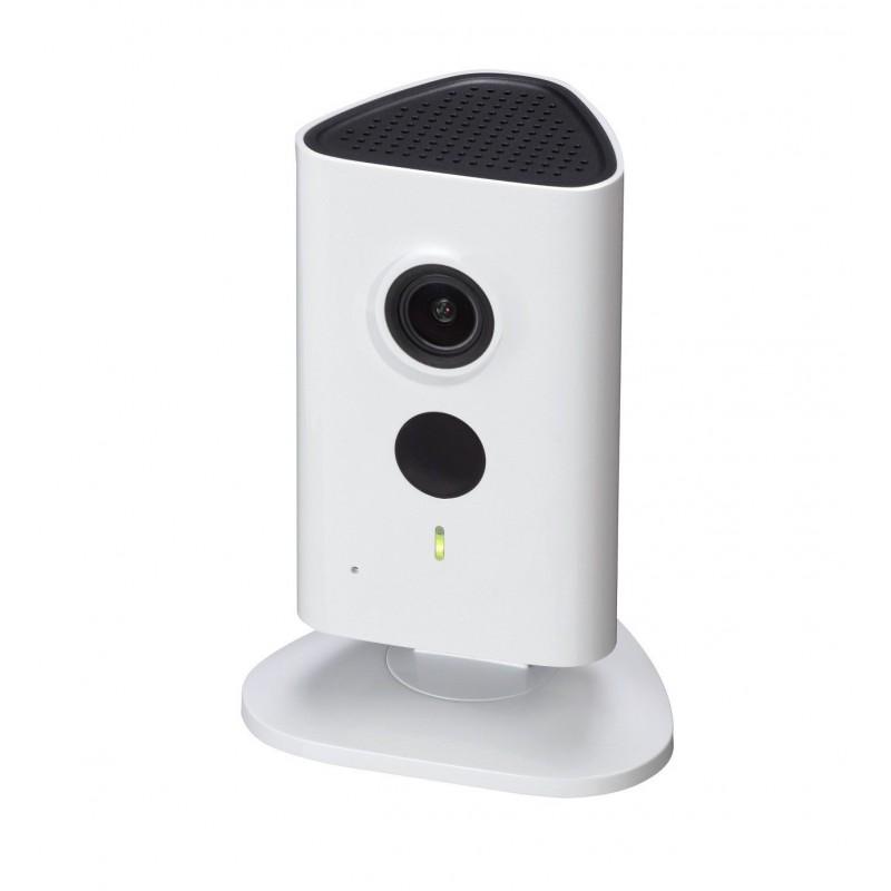 Câmera IP DAHUA Cubo Interior 1,3 megapixel Visão de Noite Wifi Gravação SD