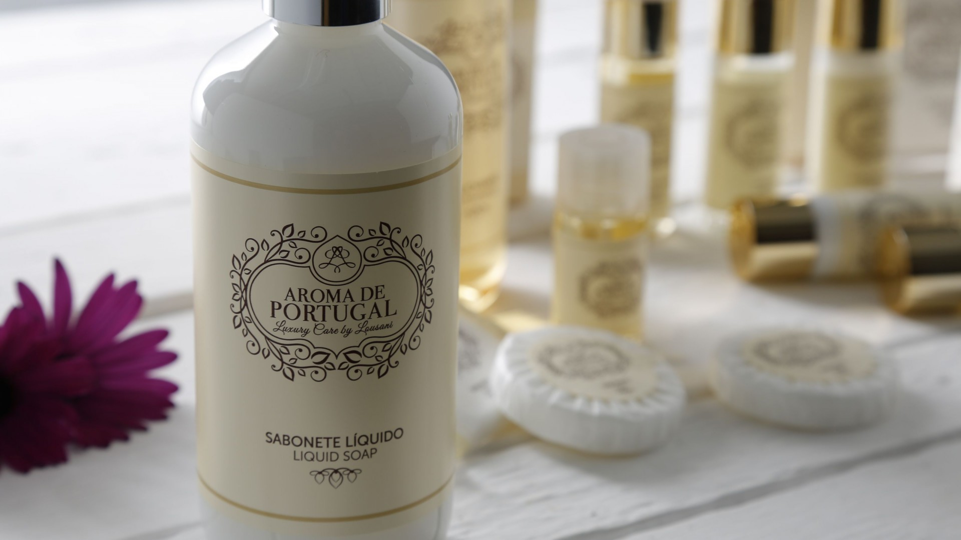 Doseador 300ml sabonete líquido - Aroma de Portugal