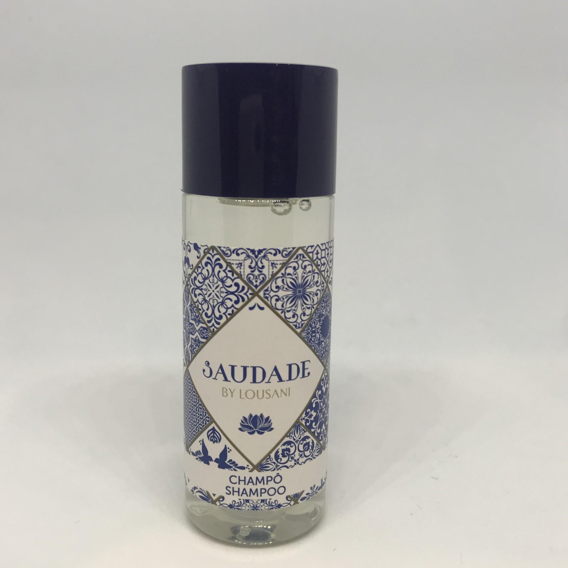 Champô em frasco 30ml - Gama Saudade (46 unidades)
