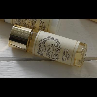 Gel de banho/Champô Aroma de Portugal (30 ml) (230 unidades)