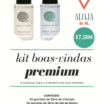 Kit Premium Geneva Guild (50 unidades)