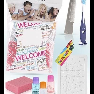 Kit Higiene Infantil  - 30 unidades