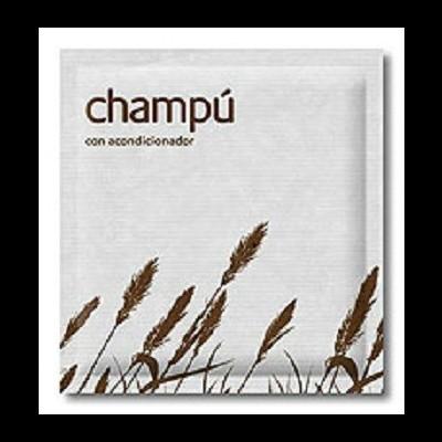 Saqueta de Juta com Champo/Gel de Banho/Loção Corporal